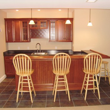 Basement Remodel Allentown