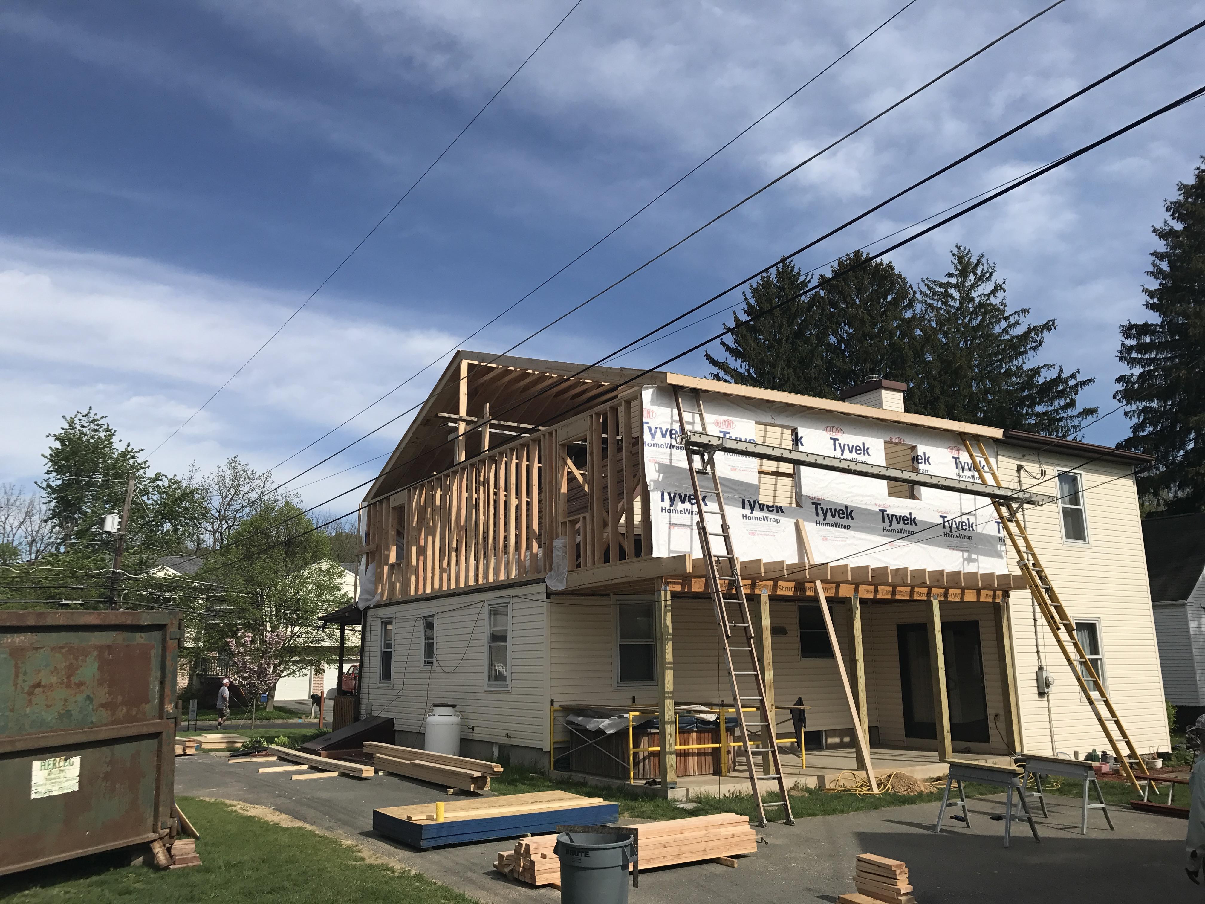 Whole House Renovation Salisbury