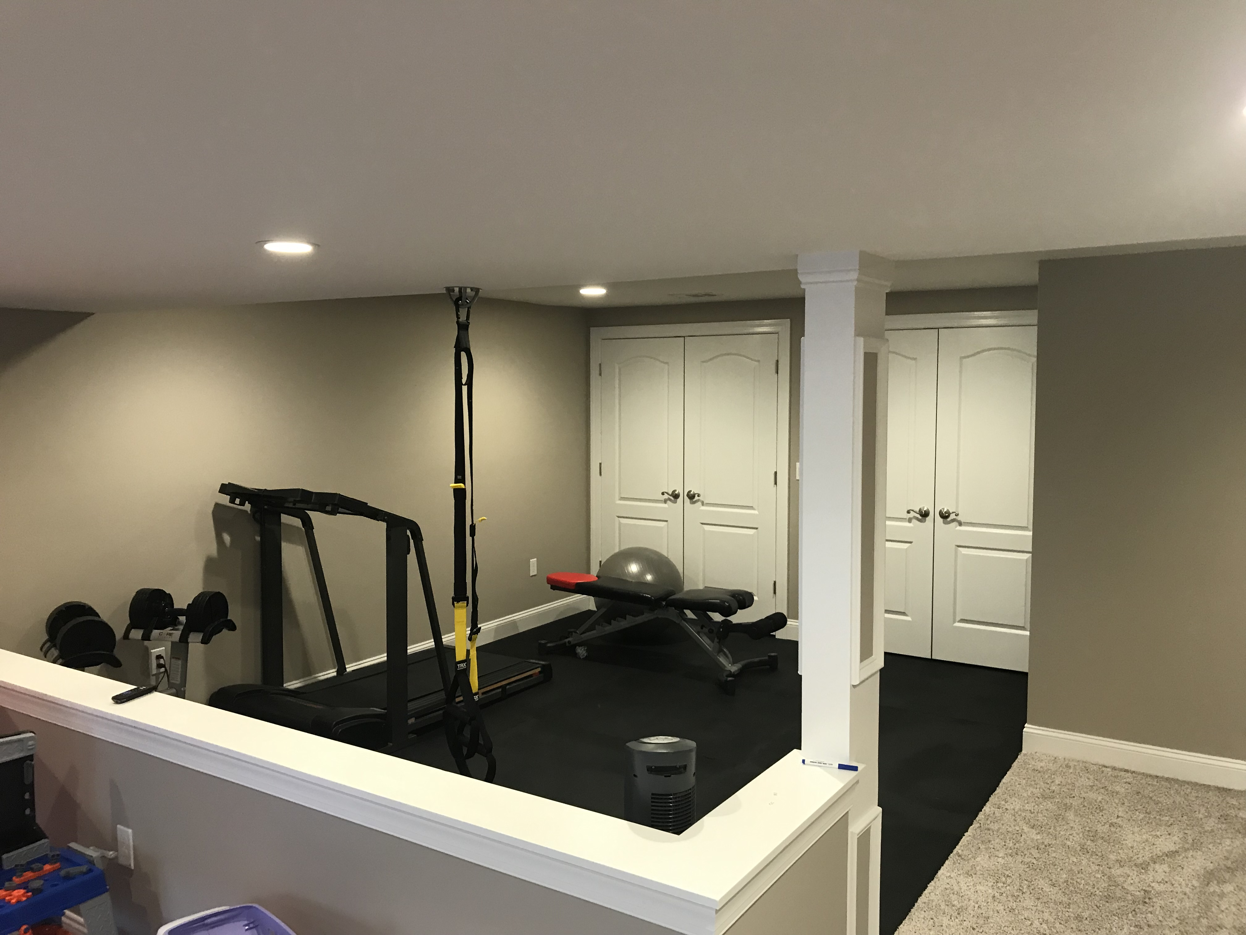 Basement Remodel Saucon Valley